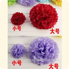 Hanging Paper Flower Balls Newest Paper Ornaments Hanging Paper Flower Balls Pompoms Birthday Party Decorations Factory Price Buy Paper Ornaments Flower Paper Flower