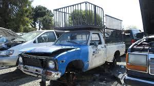 Junkyard Find: 1981 Toyota Pickup, Scrap Hunter Edition