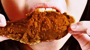 """""""Tastes Like Happiness"""": Why Chocolate Fried Chicken Might Be The Future Of Fast Food 