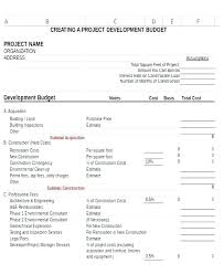 Non Profit Budget Template Fundraising Worksheet Designs