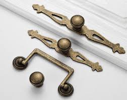 furniture handles. antique bronze dresser drawer pulls knobs back plate furniture handles door round kitchen c