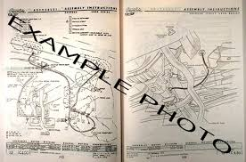 faxonautoliterature com 1970 oldsmobile 442 wiring diagram 1972 oldsmobile assembly manual olds 442 cutlass s supreme sportwagon � assembly manual example photo