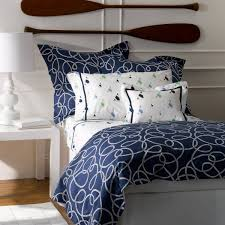 fishing and nautical theme king size navy comforter for bedroom decoration ideas