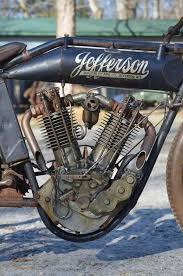 17 best images about vintage motorcycles flat jefferson antique v twin bike brainchild of perry e mack created in i would love to see a font like this