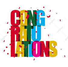 Congratulations Design Congratulations Vector Template Design Illustration