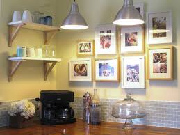 Kitchen Simple Wall Dacor Ideas Decorating A Large Of Rustic Decor ...
