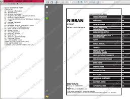 nissan navara d cd player wiring diagram wiring diagram nissan d22 navara work manual programs on wiring diagram