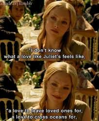 2ab b93f0ffab f f87 letters to juliet quotes quotes from movies