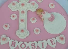 Christening Cake Topper Baby Girl First Birthday 1st Birthday Etsy