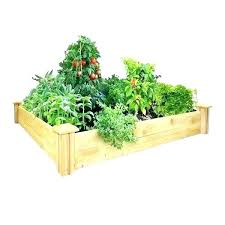 herb garden stand outdoor plant medium image for ideas
