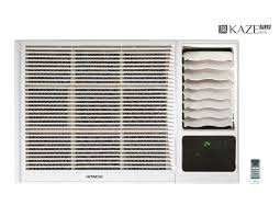 air conditioning window. kaze plus eco air conditioning window