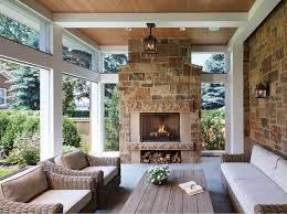 29 screened in porch with fireplace screened in porch w fireplace exterior ideas mccmatricschool com