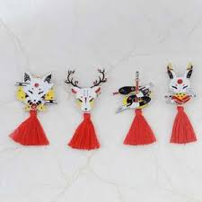 Best value <b>fox japanese</b> mask kitsune – Great deals on <b>fox japanese</b> ...