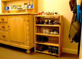 shoe rack sizes