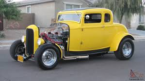 Ford Coupe Rare American Graffiti Replica