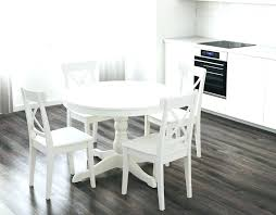 dining tables white round dining table ikea glass tables inside large size set white round dining