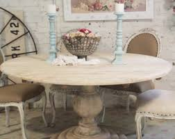 painted dining room furniturePainted dining table  Etsy