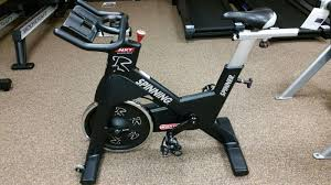 used star trac nxt spin bikes