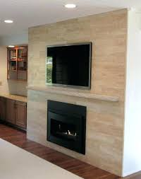 amazing cleaning gas fireplace for cleaning gas fireplace glass x plank tile in beige on fireplace