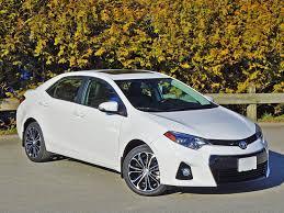 2015 Toyota Corolla S CVTi-S Road Test Review   CarCostCanada