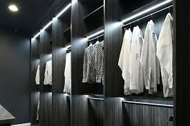 lights for closets walk in closet with led closet lights system lights for closets