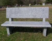 Angels Bench Options 4 Ft Old Growth Redwood No Cushion Outdoor Stone Benches With Backs