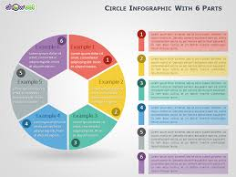 3d Paper Infographic Powerpoint Template Free Mershiafo Fascinating