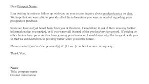 Template Samples Of Follow Up Letter After Interview No Response