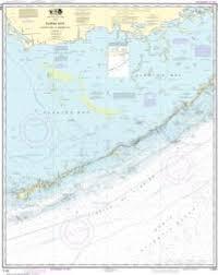 Noaa Charts Florida Keys Oceangrafix Noaa Nautical Chart 11452 Florida Keys