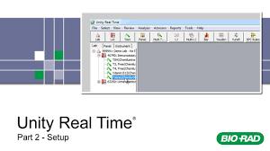 Bio Rad Quality Control Chart Bio Rad Unity Real Time Training Part 2 Setup