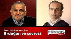 Ruşen Çakır & Menderes Çınar: Erdoğan ve çevresi - YouTube
