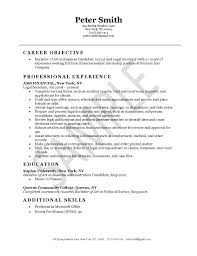 Legal assistant duties for resume