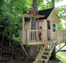 Enthralling Tree Houses A Tree Kids ...