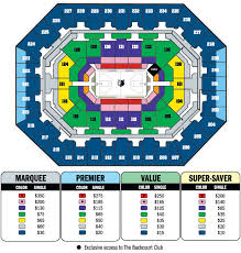 Timberwolves Seating Chart 2017 Timberwolves Seat Map Elcho Table