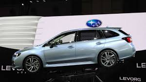 Subaru LEVORG concept at Tokyo Motor Show photo