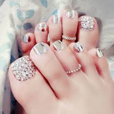 Toe Nail Colors And Designs 50 Cute Summer Toe Nail Art And Design Ideas For 2020