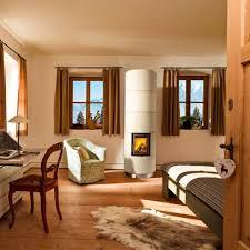 In Diesem Urigen Schlafzimmer Mit Bergpanorama