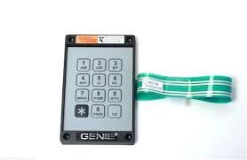 garage door opener keypad. Genie Garage Door Opener Keypad 1 Wont Work
