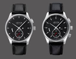 L1 And L2 Leica Introduces The L1 And L2 Watches Sjx Watches