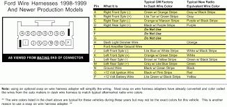 ford taurus radio wiring diagram wiring diagram chocaraze 2006 Ford Taurus Fuse Box Diagram ford taurus stereo wiring diagram diagram of and wires taurus car club of america ford taurus forum of ford taurus stereo wiring diagram in ford taurus