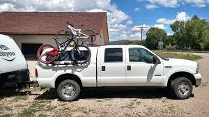 Truck Rail Rack Headache Rack With Rails Truck Bed Rail Mounted Bike ...
