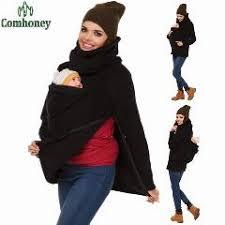 Multifunctional Baby Carrier Cover Jacket Kangaroo Winter Maternity ...