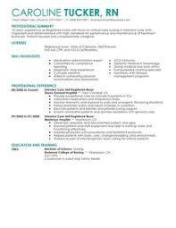 sample resume for nurses. Nursing CV template nurse resume examples sample registered