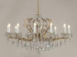 louis xvi maria theresa vintage austrian crystal chandelier circa 1940