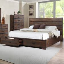 Photo 1 Of 7 Bernie And Phyls Bedroom Sets #1 Cranston Storage Bed