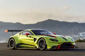 ... 2018 Aston Martin Vantage GTE. Supercar