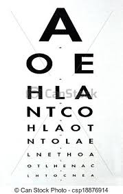 Eye Chart Poster Free Eye Examination Snellen Chart