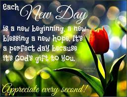 Good Morning New Day Quotes Best Of Each New Day Is A Beginning Quotes Pinterest Morning Morning