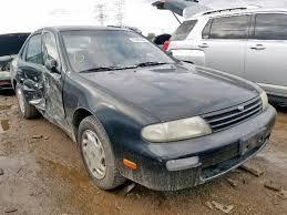 1996 Nissan Altima Xe 2 4l 4 In Il Chicago North