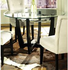 52 round dining table unique 42 round glass dining table sets